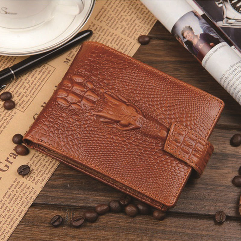 4 styles High quality Famous Luxury brand Mens wallet leather genuine Cowhide men wallets male purse porte monnaie Money Clip(China (Mainland))
