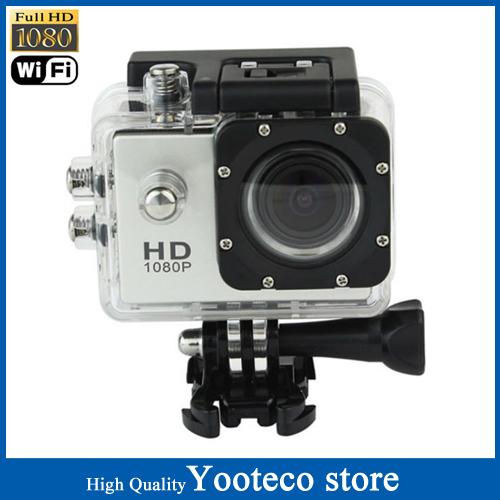 SJ4000 Action Sport Camera Helmet professional camera 30M Waterproof 1080P Full HD 12MP Sport DV Car DVRs Gopro Camera Style(China (Mainland))