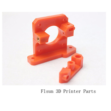 3D Printer Spare Parts Extruder Parts Accessories Injection Model With M5  Cuick Connector