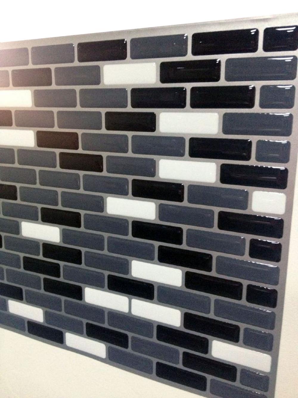 High Quality Anti-mold Peel and Stick Tile (6) pvc bathroom floor tiles(China (Mainland))