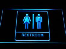 ADV PRO i1029-b Unisex Men Women Male Female Restroom Toilet Washroom Neon Light Sign