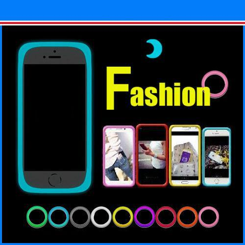 Archos 40c Titanium Case, 2015 New Fashion Cool Luminous Universal Multi Silicon Bumper Phone Cases for Archos 40c Titanium(China (Mainland))