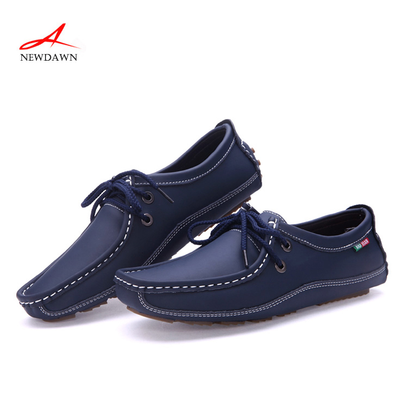 Гаджет  Free shipping Genuine leather men flats Lace-up casual men loafers Hot sale flat shoes for driving Urban style fashion men shoes None Обувь