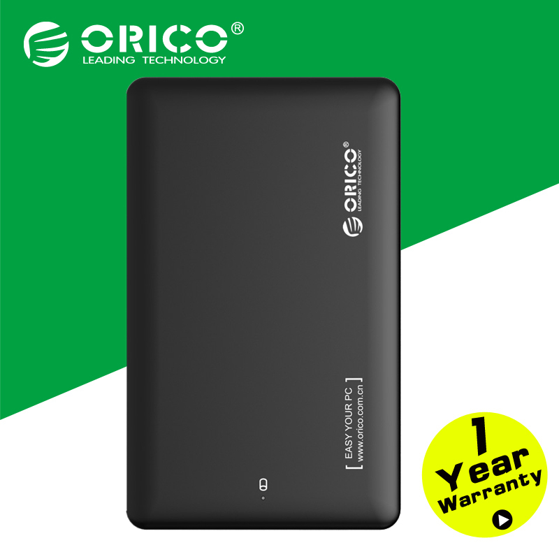 ORICO 2599US3 Sata to USB 3 0 HDD Case Tool Free 2 5 HDD Enclosure for