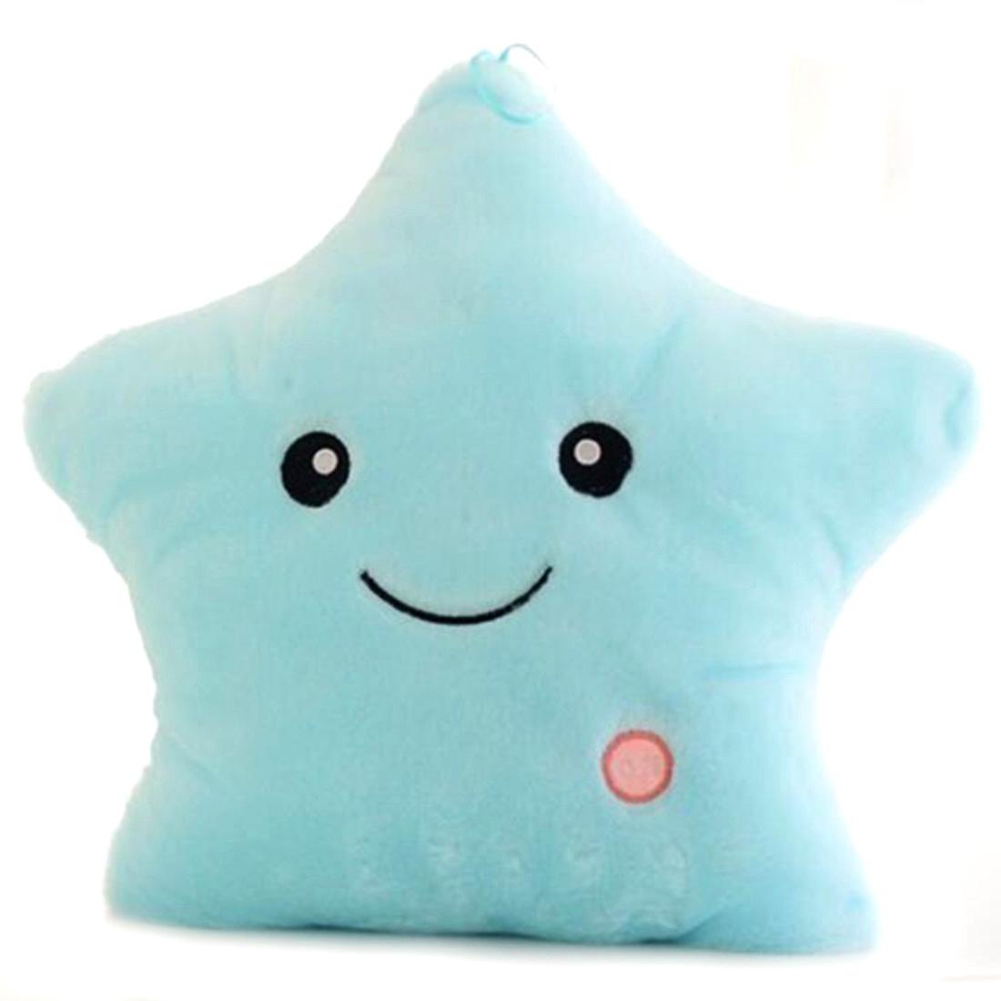 מוצר Colorful Body Pillow Star Glow Led Luminous Light