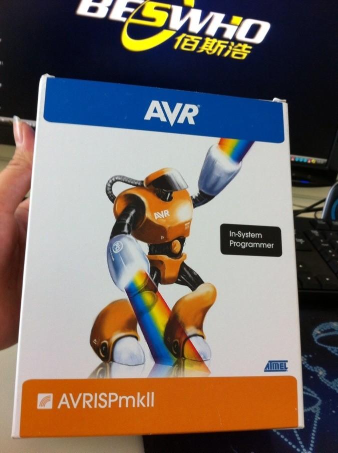 Free Shipping AT AVRISP mkII AVRISPMKII ATAVRISP2 Downloader genuine original()