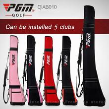PGM Golf Mens Horseshoe gun bags ladies cover 4-5 golf clubs titleistgolf for womens fashion travel golf club equipment New(China (Mainland))