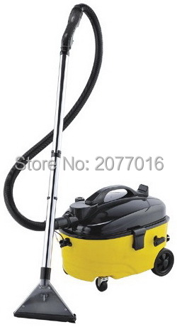Wet and Dry Spray Extraction Cleaner Carpet Upholstery Cleaning Machine Shampooer Carpet Washer Extractor Vacuum Cleaner(China (Mainland))