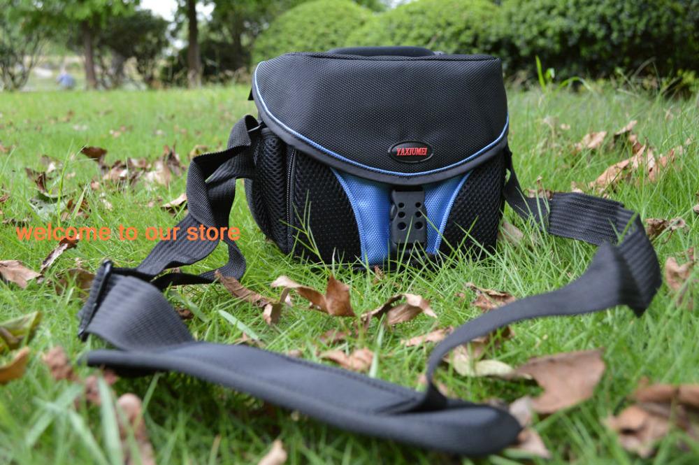 Camera Bag Case A62-RE Canon EOS 700D 600D 650D 6D 100D 60D 7D M SX50HS G15 BLUE ! - Ann Huang's store