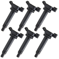 Pack of 6 Ignition Coil Coils For Toyota Camry Avalon Lexus ES300 RX300 UF267