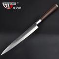 Sushi Knife Japanese 230MM White Steel Damascus VG10 33Layer Sushi Sashimi Slicer Chef Knife Japan free