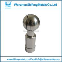 "0.5"" Sanitary Stainless Steel Rotary Spray Ball, Female Spray Ball Tank Cleaning(China (Mainland))"