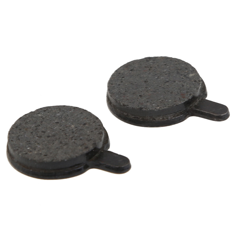 Price 4 Pairs NVP-02 Bicycle Bike Cycling Resin Disc Brake Pads ZOOM H1E1 - happyeasybuy01 store
