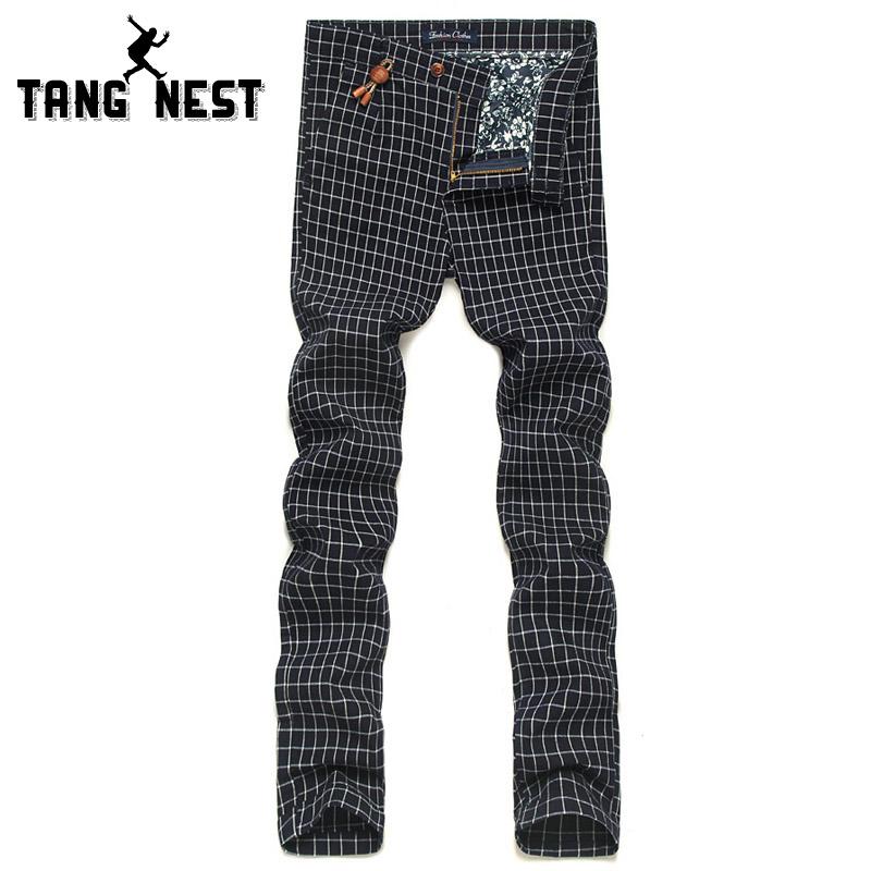 Клетчатые брюки с доставкой
