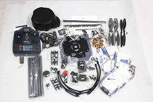 F03813-A Schnabeltier X800-V6 Kohlefaser Hexacopter Rahmen Kit + QQ SUPER steuerkarte + 1000KV Motor + 30A ESC + 1045 Propeller + TX & RX(China (Mainland))