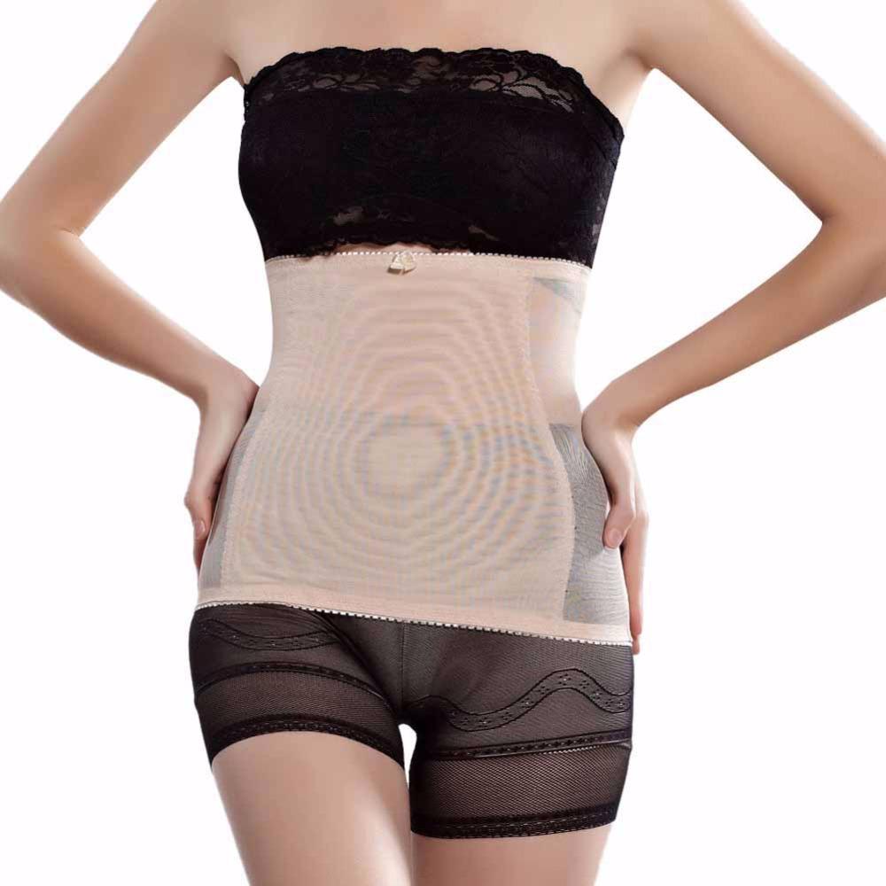 Low Price Women Postpartum Recovery Corset Belt Body Shaper Belly Tummy font b Waist b font