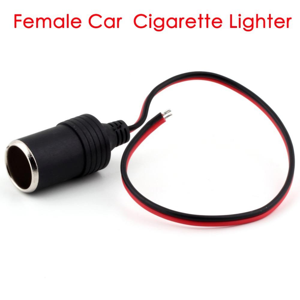 Car Lighter Electrical Adapter