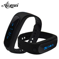 E02 Sport Smart Bracelet Watch Wristband Time Caller ID alarm Pedometer Sleep Monitor for IOS Android