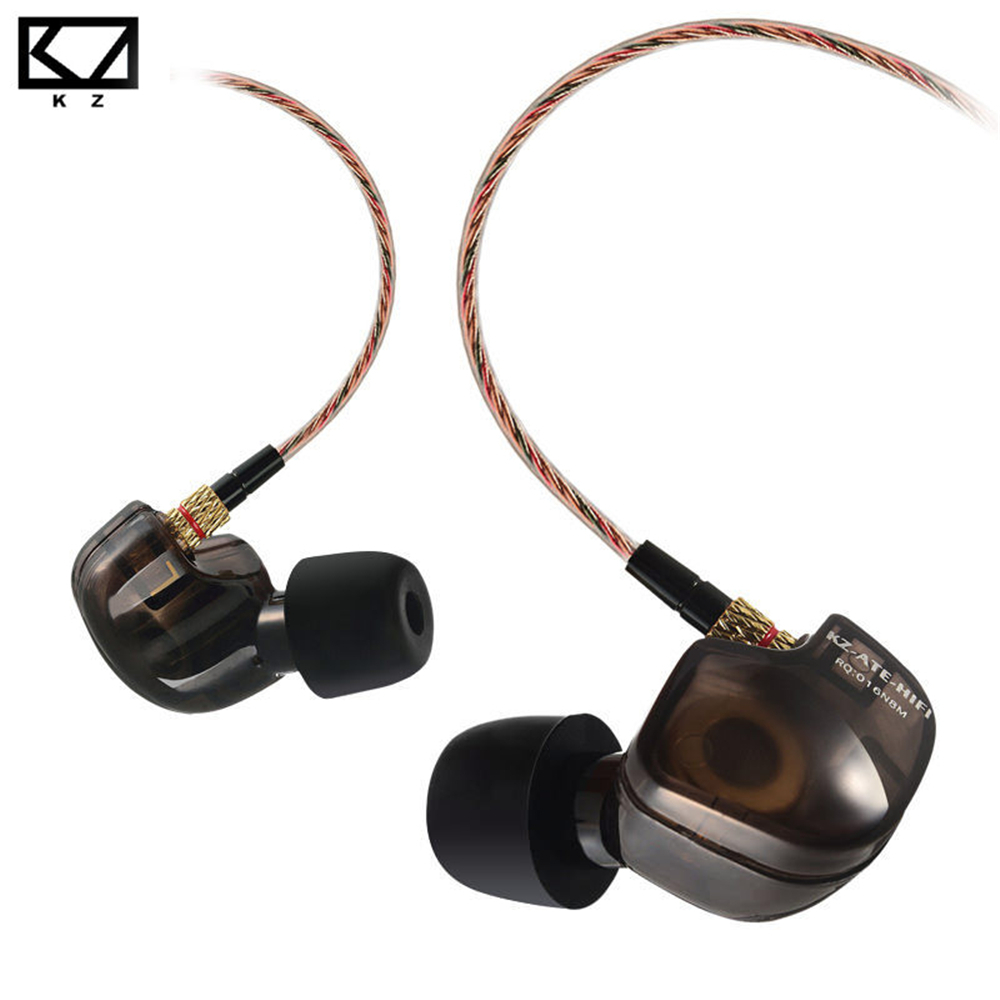 kz ateheadphones new arrival sports earphone in ear bass hifi portable headset. Black Bedroom Furniture Sets. Home Design Ideas