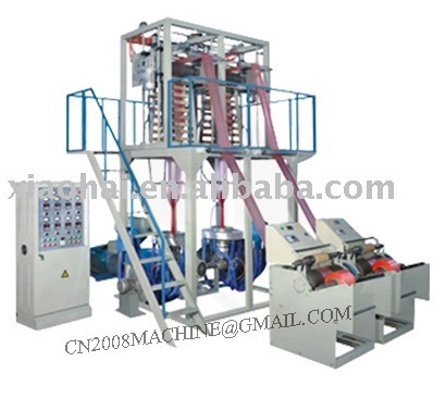 CATALOGUE COST Pe film blowing machine
