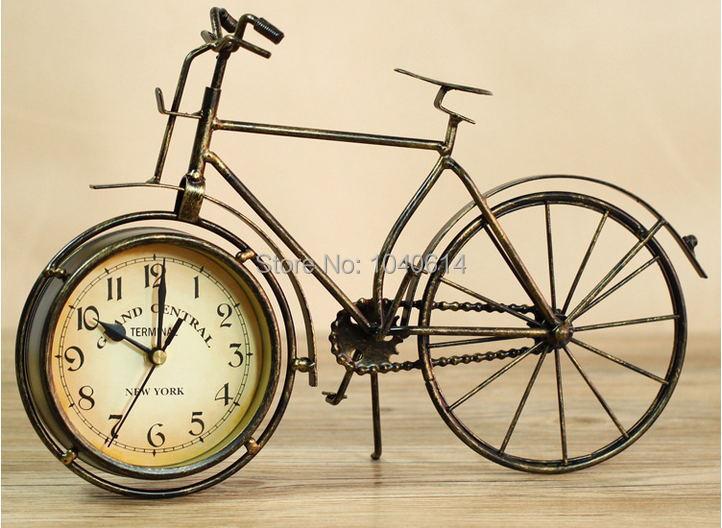 2015 Spectial Style Creative European Style Retro Desk Clocks Creative Clock! Free shipping(China (Mainland))