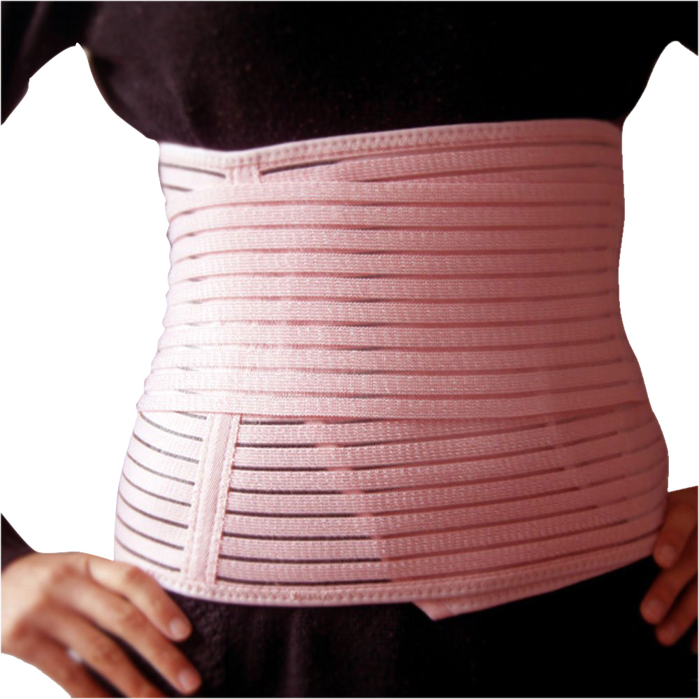 8 Pack Women's Breathable Elastic Postpartum Belt - Size M(China (Mainland))