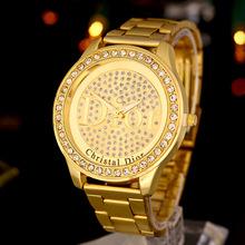 Watches men and women 2015 classic watch quartz watch digital watch women and men luxu  DI(China (Mainland))