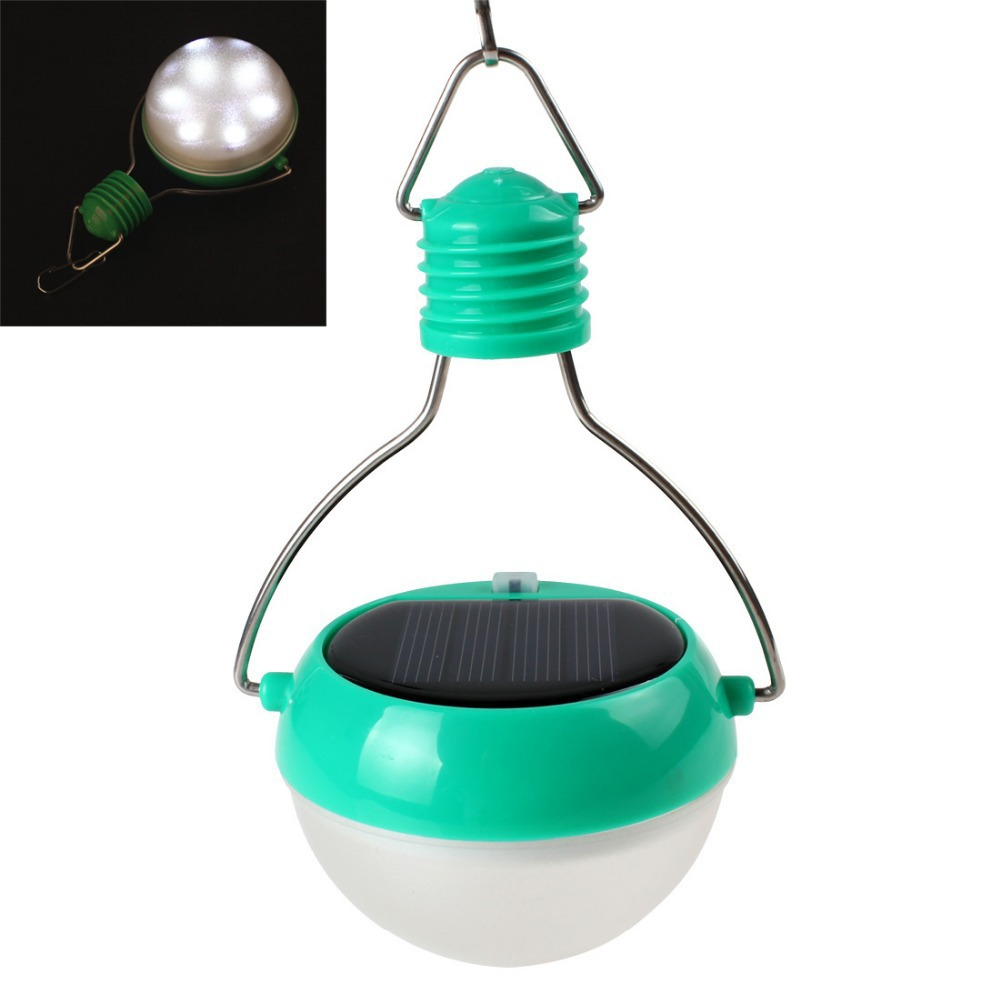 Portable Solar Power Powered Outdoor Garden Light 7 LED Fence Wall Roof Hang Party 360-degree free rotation(China (Mainland))