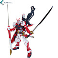 Brand Daban Gundam MG 1 100 Red Seed Astray Assemble Collection Action Figure Double Sword Fighting