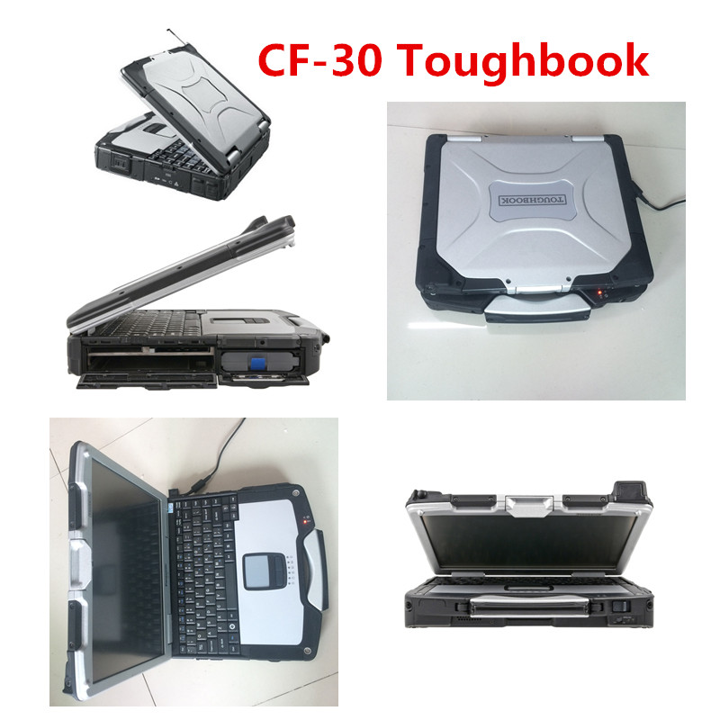 Promotion! Toughbook CF 30 For Panasonic CF30 second hand cf-30 CF-30 laptop without hdd with battery High Quality DHL Free(China (Mainland))