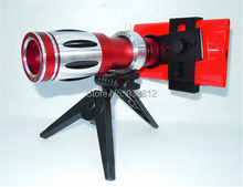 Wholesales/Super 20X Zoom Telescope:800M SLR Smartphone Camera Photo Lens+Tripod For LG G4 G3 G2 MINI/For HTC ONE +/For Lenovo