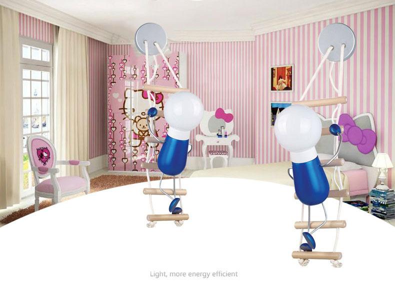 Creativo e27 lampadina a risparmio energetico dei capretti dei ...