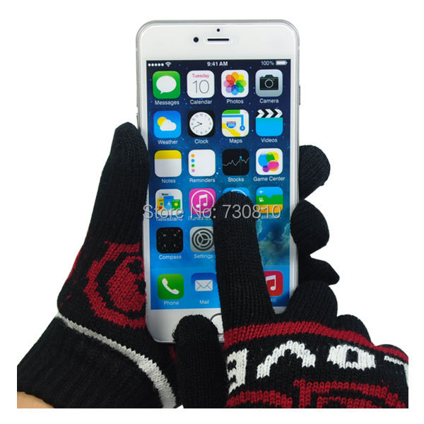 Touch Screen Gloves Fashion Meb Women Outdoor Winter Warm Gloves Touch Screen Sport Ski Gloves Mittens for Mobile Phone(China (Mainland))