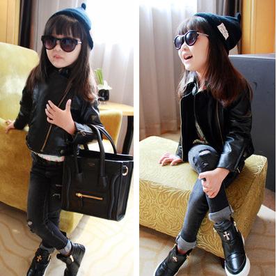 Black leather jacket toddler girl – Your jacket photo blog