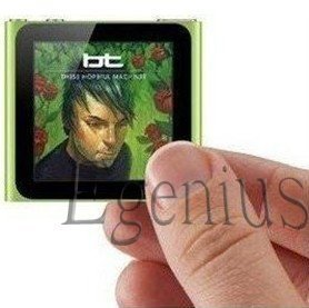 1.5 inch touch screen 16gb 6th 6gen mp4 player
