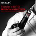 Electronic Cigarette SMOK Guardian 3 Kit Box Mod Tobacco Pipe E Cigarette Vaporizer Vape 75W Electronic