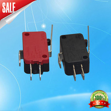 Microswitch / Travel switch / Limit switch / Reset switch / Banner machine switch banner machine parts  best price offer to you(China (Mainland))