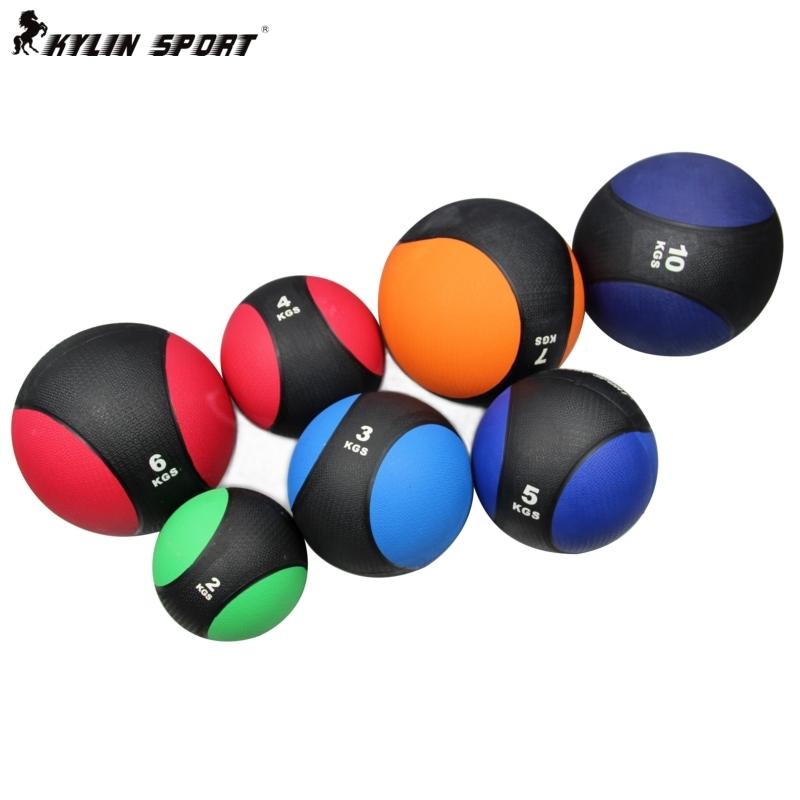 Rubber medical ball gravity ball fitness ball medicine ball<br><br>Aliexpress
