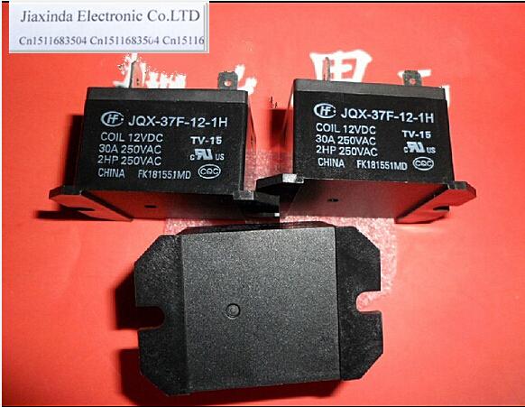 HOT NEW JQX-37F-12-1H-12VDC JQX-37F-12-1H 12VDC DC12V 12V DIP4
