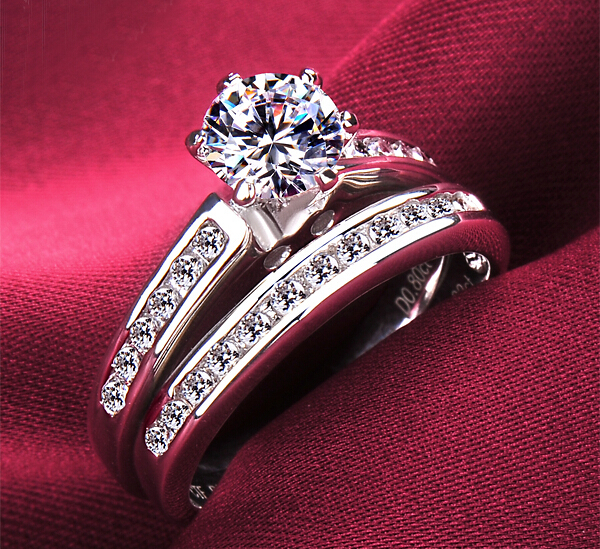Attractive wedding rings German wedding ring finger