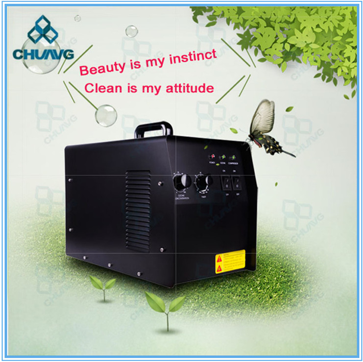 Low Price Good Quality 5g Portable Ozone Machine Air Purifier Water Purifier Easy To Operate(China (Mainland))