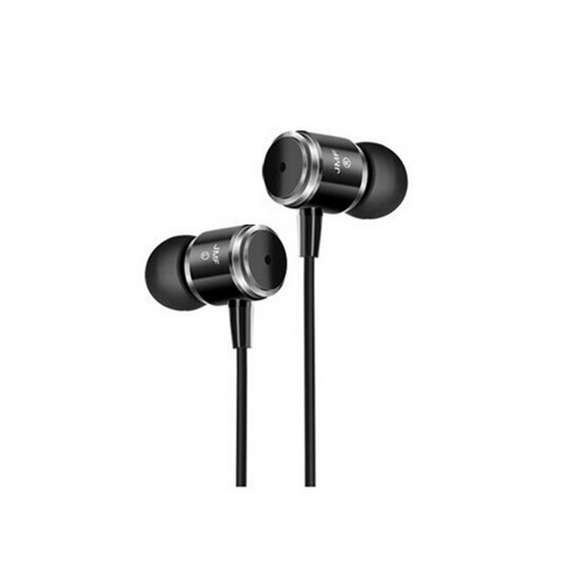 Original Best Bass Earphone JMF H2 3.5mm In-Ear Earbuds Headset For IPhone 5 5S 4 6 Plus Samsung MP3 MP4 With Microphone(China (Mainland))