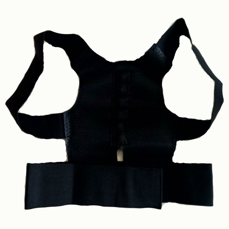 Magnet Therapy Back Posture Corrector Support Corset Back Support Upper Back Posture Correct Magnetic back therapy products B001(China (Mainland))