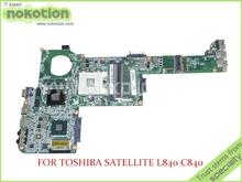 DABY3CMB8E0 REV E A000175450 For toshiba font b Satellite b font C840 L840 Laptop motherboard HD4000