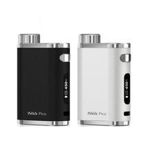 Pico TC Eleaf iStick 75 W Caja Mod Cigarrillo electrónico Modos conmutables TC-Ni/RC-TI/TC-SS/TCR