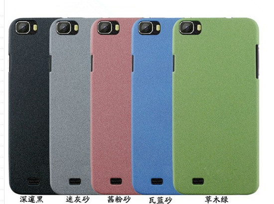 New Sand feeling Matte Frosted Hard cover case  & Screen protector for ZOPO C2 ,Free Shipping , 2 pcs/lot