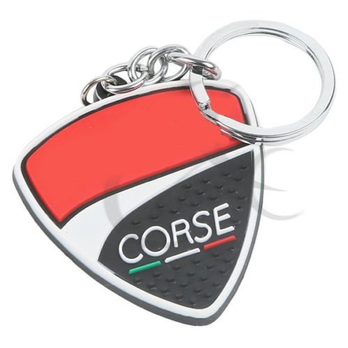 Brand New Rubber Motorcycle Key Chain Ring KeyChain Keyring For Ducati Crose(China (Mainland))