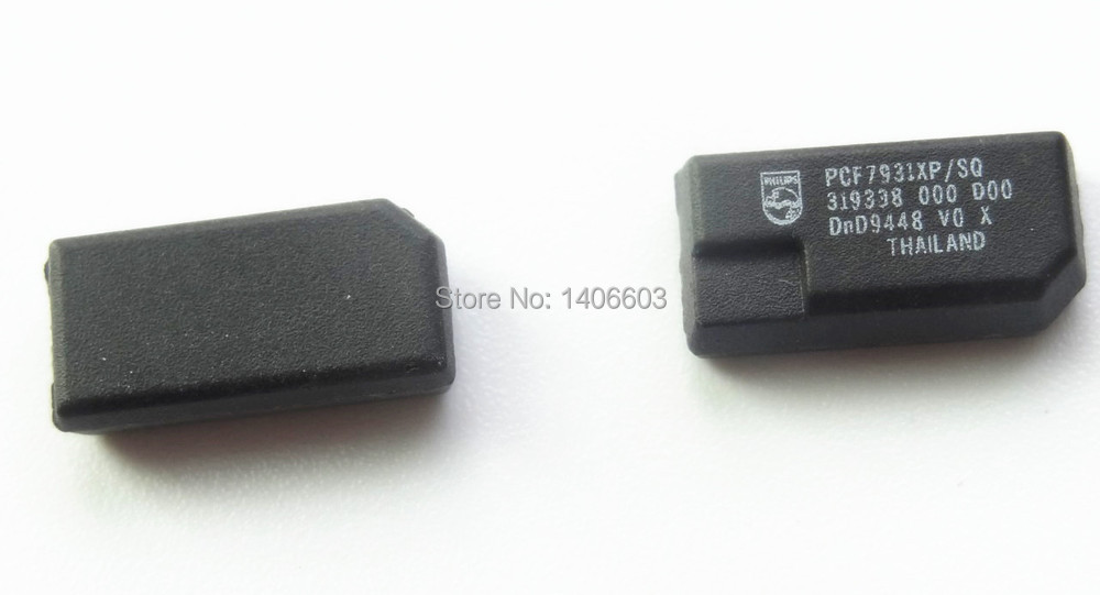 1pc New PCF7931XP/SQ Transponder chip for Mercedes Car Key Free shipping(China (Mainland))