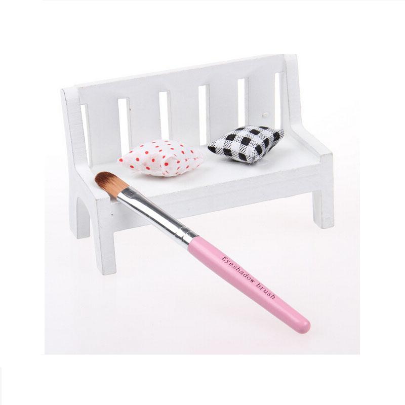 1Pcs Nylon Eyeshadow Brushes Eye Make Up Tool Eye Shadow Cosmetic Beauty Brushes Professional Foundation Soft Eyeshadow Brushes(China (Mainland))