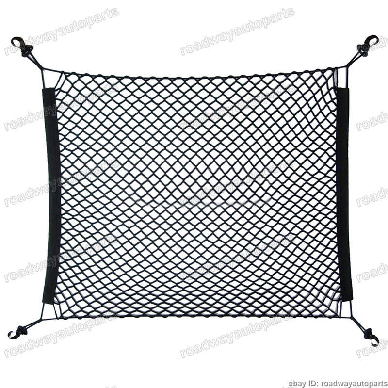 1 PC 100cmx100cm Car Trunk Cargo Luggage Net Holder for all SUV model car(China (Mainland))